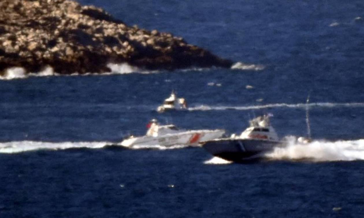 Ο τουρκικός στόλος αποχώρησε αλλά το θέμα δεν έληξε στα Ίμια