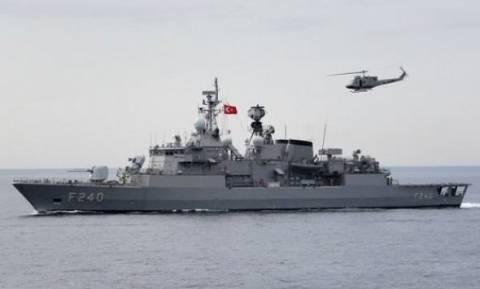 Греция требует от Турции прекратить провокации в Эгейском море