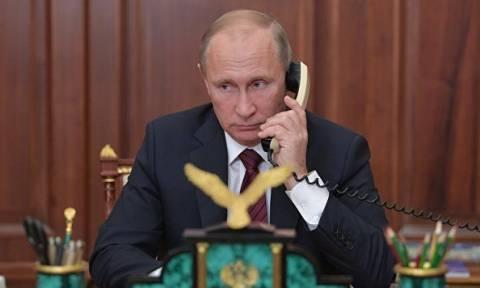 В Кремле рассказали подробности разговора Путина и Порошенко
