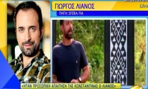 Survivor 2: Το τρολάρισμα του Αρναούτογλου στον Λιανό και στην Σπυροπούλου