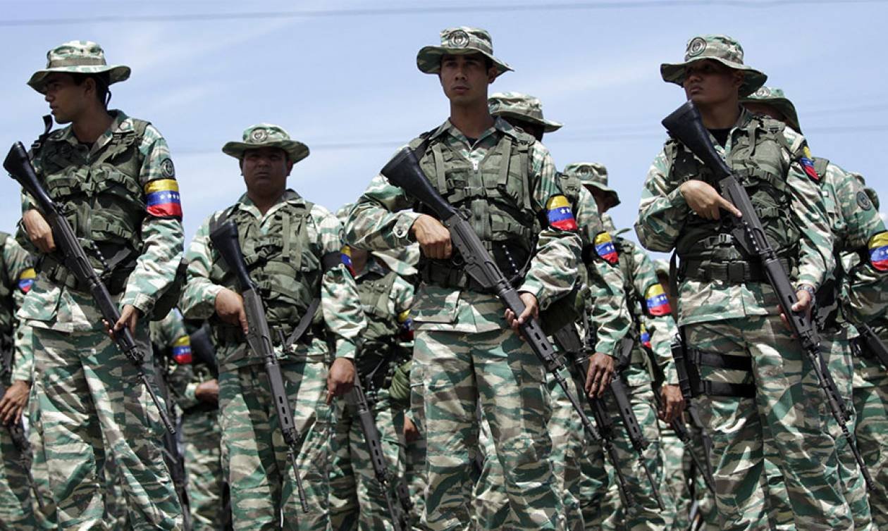 Ραγδαίες εξελίξεις: Ετοιμάζεται η Κολομβία να εισβάλλει στη Βενεζουέλα;