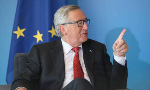 Jean-Claude Juncker condemns Turkish stance and the tension with Cyprus and Greece