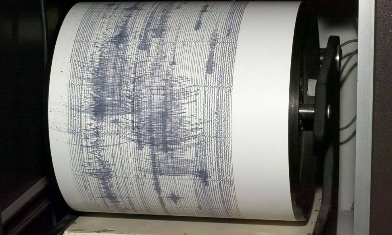 Σεισμός νοτιοδυτικά της Ιεράπετρας