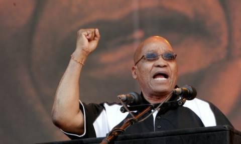 Νότια Αφρική: Παραιτήθηκε ο πρόεδρος Τζέικομπ Ζούμα