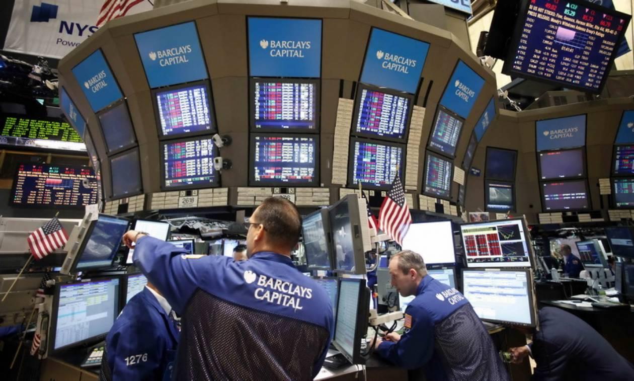 Με άνοδο η συνεδρίαση του… Αγίου Βαλεντίνου στη Wall Street