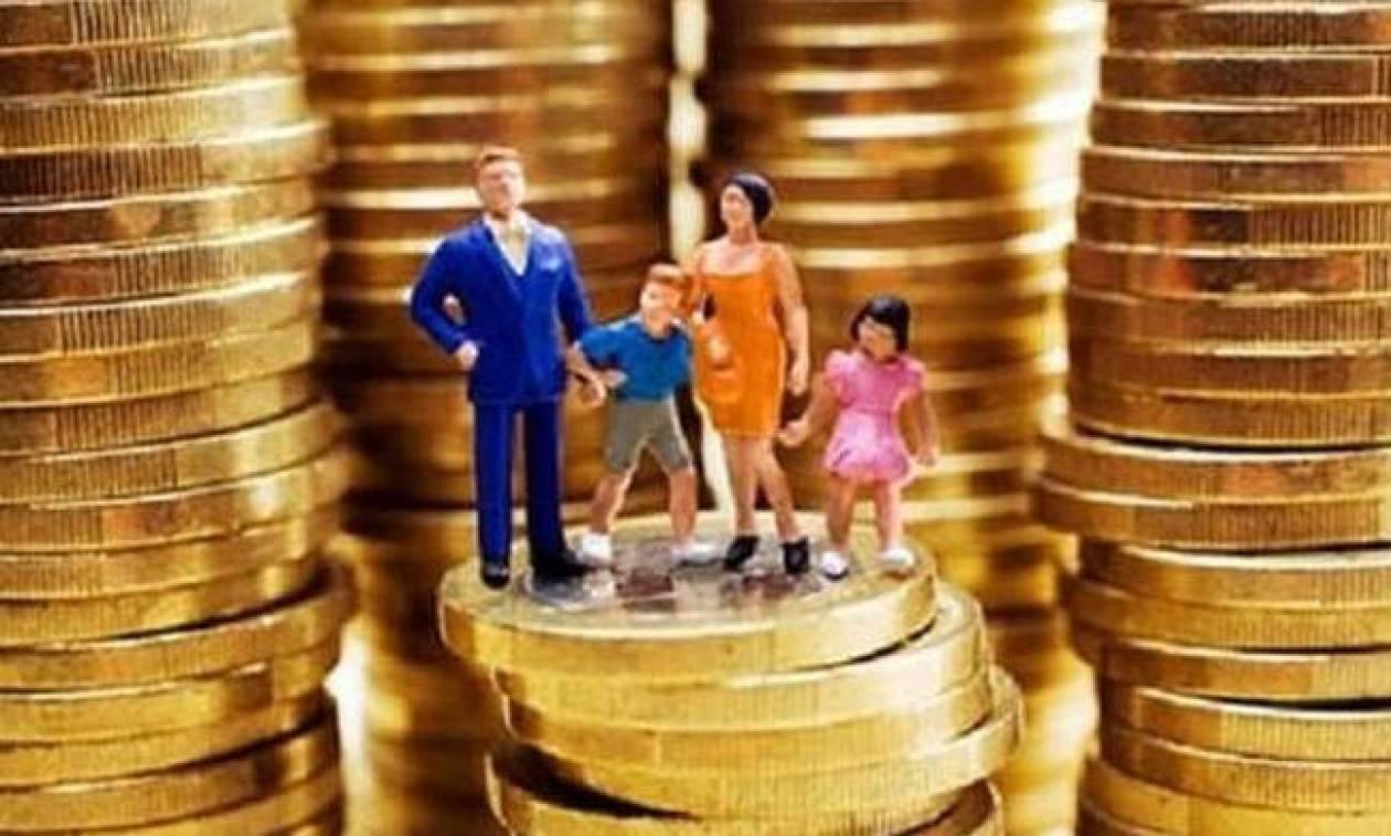 ΟΓΑ - Επίδομα παιδιού: Δέσμευση πίστωσης 585 εκατ. ευρώ για την καταβολή του επιδόματος