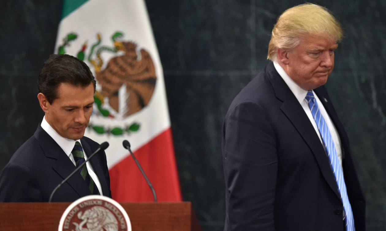 Συνάντηση Τραμπ-Νιέτο τις προσεχείς εβδομάδες