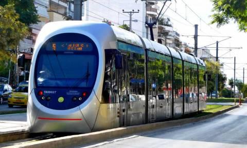 В Афинах с 24 февраля по 4 марта трамваи по маршруту Муссон-Синтагма ходить не будут