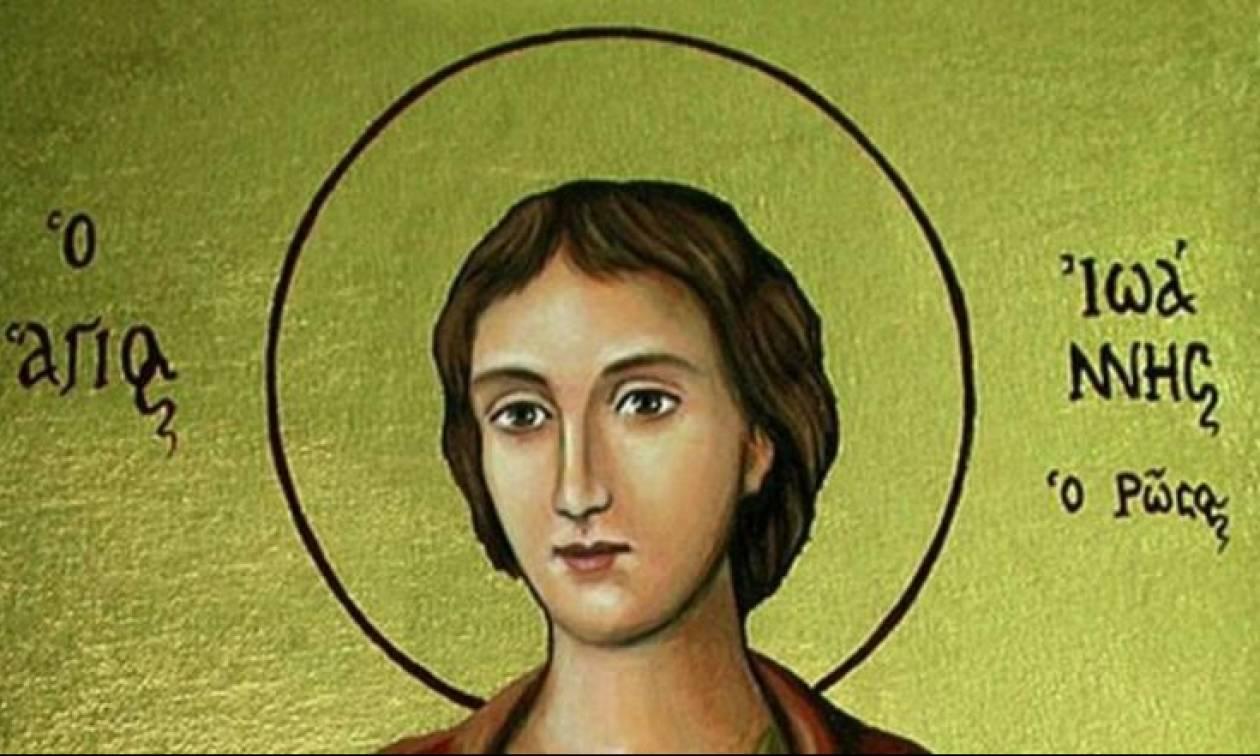 Ο άπιστος γιατρός θεραπεύτηκε από τον Άγιο Ιωάννη το Ρώσο