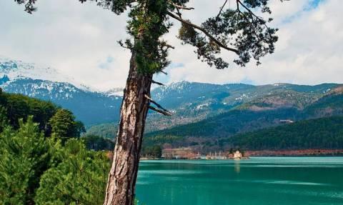Ταξίδι στις λίμνες της Πελοποννήσου