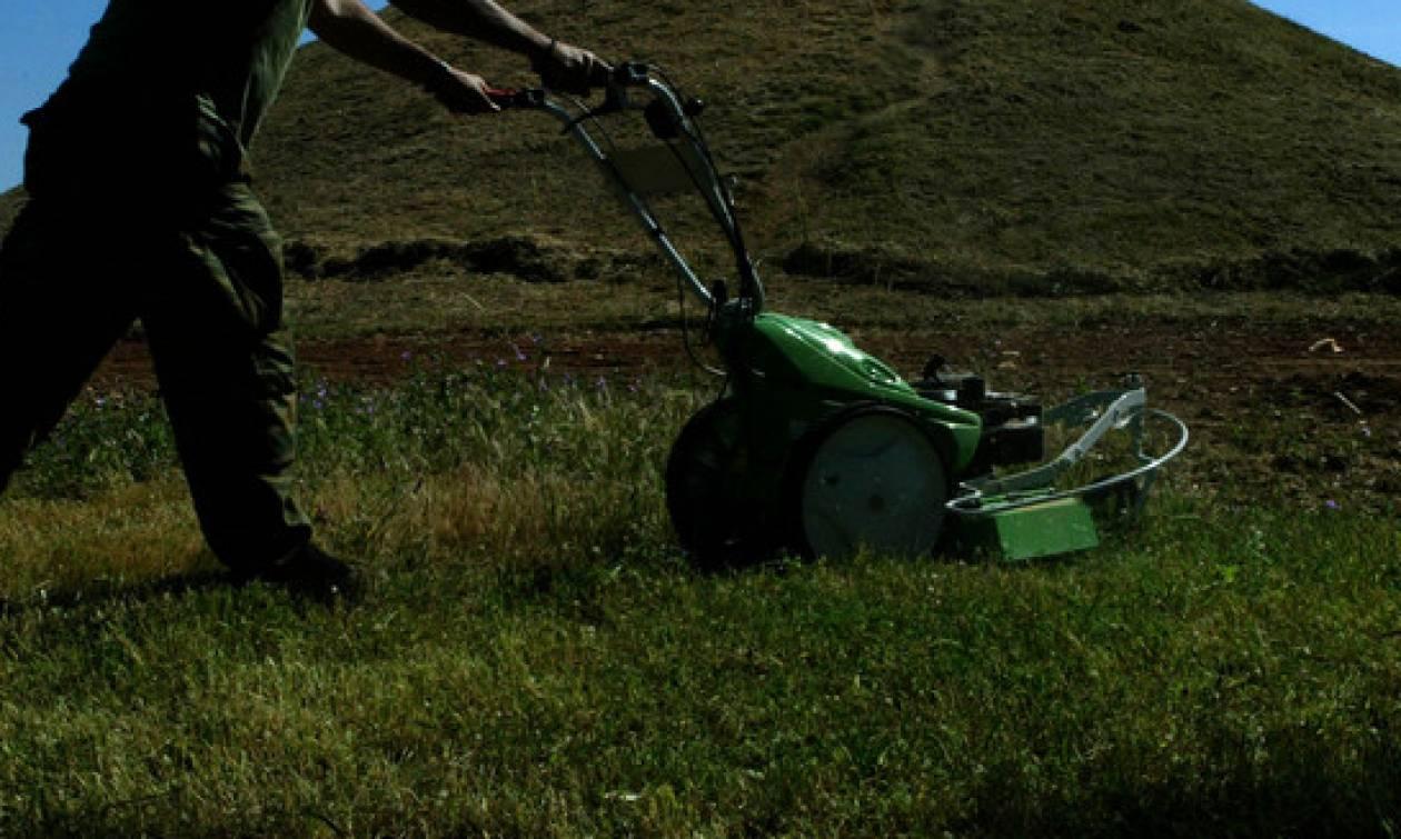 Φρικτός θάνατος 14χρονης από μηχανή του γκαζόν