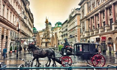 Να γιατί η Βιέννη είναι λατρεμένος προορισμός! (vid)
