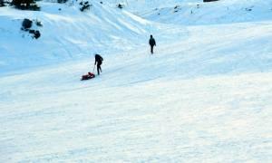 Αίσιο τέλος στην περιπέτεια ενός σκιέρ στο χιονοδρομικό της Βασιλίτσας