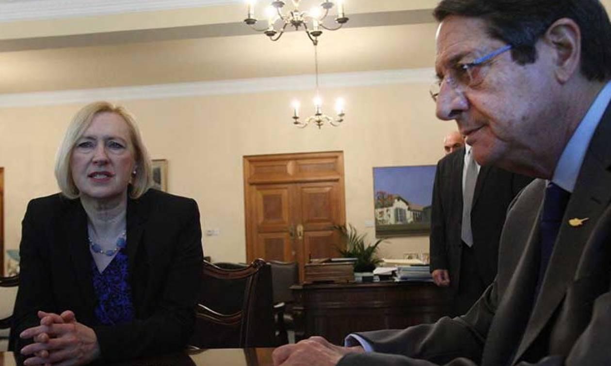 H προκλητικότητα της Τουρκίας στην ΑΟΖ εμποδίζει την επανέναρξη του διαλόγου για το Κυπριακό