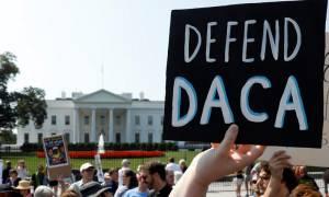 ΗΠΑ: Δεν εγκρίθηκε συμβιβαστικό σχέδιο νόμου για το μεταναστευτικό - Αγωνία στους «Ονειροπόλους»