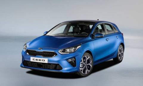 Αυτοκίνητο: Πρεμιέρα για το σύγχρονο και φιλόδοξο Kia Ceed