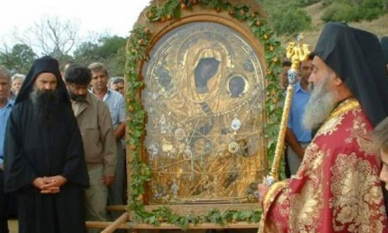 Το θαύμα της Παναγίας της Γοργοεπηκόου