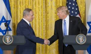 Συνάντηση Τραμπ με Νετανιάχου τον Μάρτιο στο Λευκό Οίκο