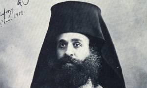 Συγκίνηση: Ο Αρχιεπίσκοπος Ιερώνυμος τέλεσε το μνημόσυνο του εθνικού ήρωα Γερμανού Καραβαγγέλη