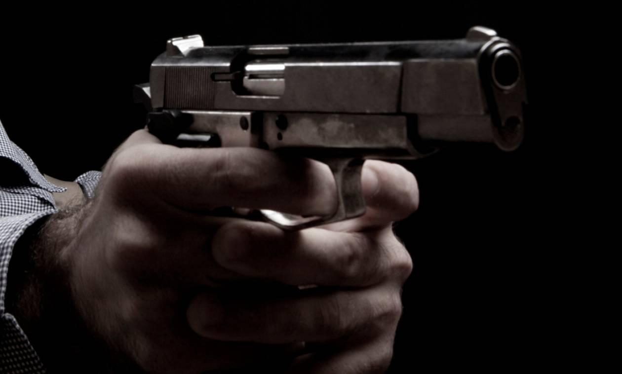 Τρόμος στο Ηράκλειο: Ένοπλη ληστεία με πυροβολισμούς