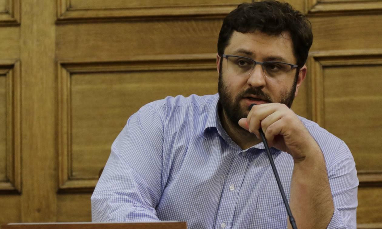 Σκάνδαλο Novartis - Ζαχαριάδης: Στη ΝΔ με δήθεν τεχνάσματα επιμένουν πως τους την έχουμε στημένη