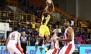 Ολυμπιακός - ΑΕΚ 83-88: Στα «κιτρινόμαυρα» το Κύπελλο Ελλάδας!