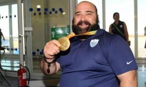 Ο Παραολυμπιονίκης Παύλος Μάμαλος αφήνει τον αθλητισμό για να κατέβει στην πολιτική σκηνή