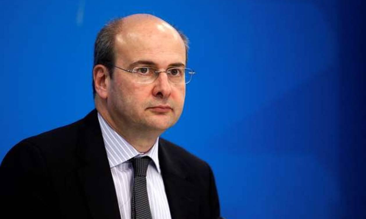 Χατζηδάκης: Στα μεγάλα εθνικά θέματα έχουμε δύο κυβερνήσεις