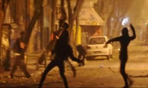 Τραυματίστηκε αστυνομικός από τα επεισόδια στα Εξάρχεια