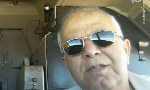 Συντριβή αεροσκάφους στο Ιράν: Το παιχνίδι της μοίρας για τον πιλότο (pics)