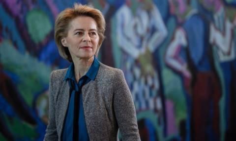 Αυτή η Γερμανίδα είναι το πρώτο φαβορί για τη θέση της Γ.Γ. του ΝΑΤΟ