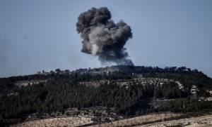 Συρία: Οι Κούρδοι υποστηρίζουν ότι έπληξαν στρατιωτικούς στόχους στην Τουρκία