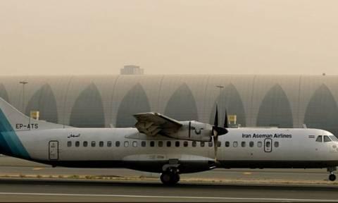 Θρίλερ στο Ιράν: Δεν βρίσκουν τα συντρίμμια του αεροπλάνου - Σκηνές αρχαίας τραγωδίας στο αεροδρόμιο
