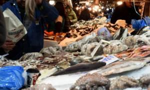 Ένοπλη ληστεία με πυροβολισμούς στη λαχαναγορά του Ρέντη