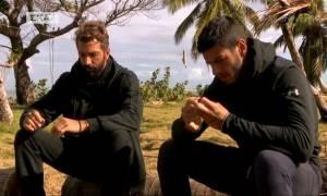 Survivor 2: Θοδωρής και Νικόλας κατά Ηλία – Δείτε το «θάψιμο» που του έγινε