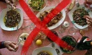 «Ας το παραδεχτούμε επιτέλους: Τα φαγητά της Καθαράς Δευτέρας είναι ΓΙΑ ΚΛΩΤΣΕΣ!»