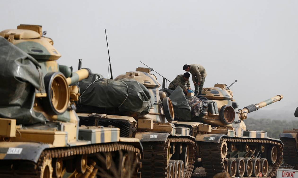 Ραγδαίες εξελίξεις: Η Τουρκία ετοιμάζεται να επιτεθεί στον συριακό στρατό του Μπασάρ αλ Άσαντ