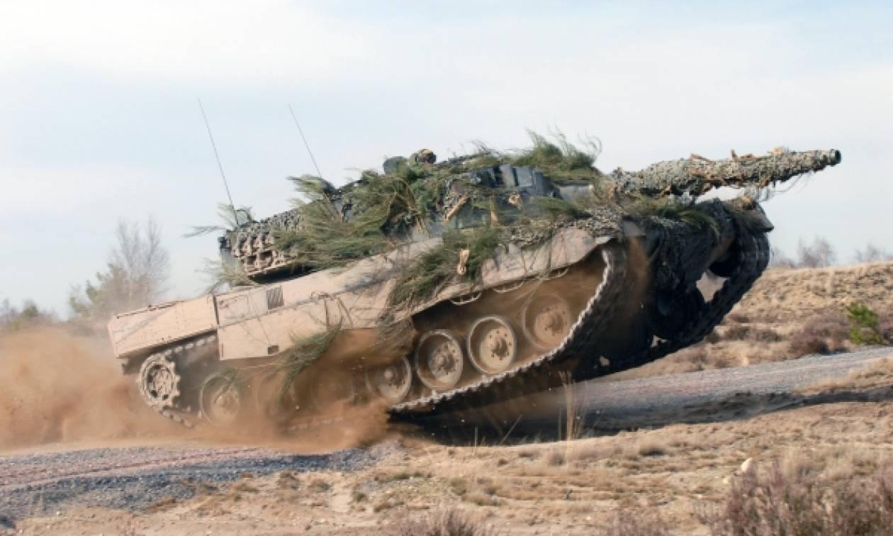 Εμπλοκή στην πώληση Leopard 2 στην Τουρκία: Οι Γερμανοί πάγωσαν τις εξαγωγές λόγω Αφρίν