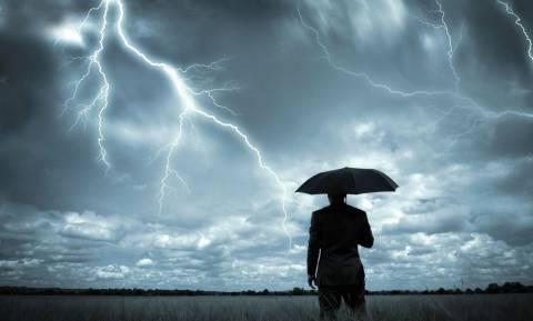 Η ΕΜΥ προειδοποεί: Προσοχή τις επόμενες ώρες! Έρχεται νέο κύμα κακοκαιρίας
