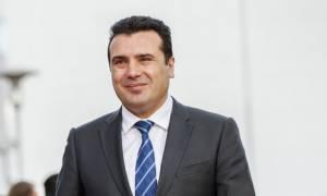 «Βόμβα» Ζάεφ για το Σκοπιανό: Εκτός ατζέντας η ταυτότητα