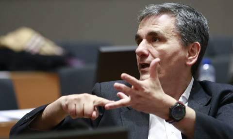 Eurogroup: «Αρπάχτηκαν» Τσακαλώτος και Ντράγκι - Έφυγε εκνευρισμένος ο πρόεδρος της ΕΚΤ