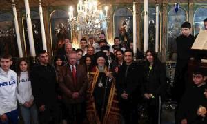 Βαρθολομαίος: Η Εκκλησία της Κωνσταντινουπόλεως, παρ' όλα όσα υπέστη, άντεξε, επιβίωσε, υπάρχει