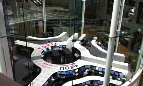 Ιαπωνία: Άνοιγμα με πτώση στο χρηματιστήριο του Τόκιο