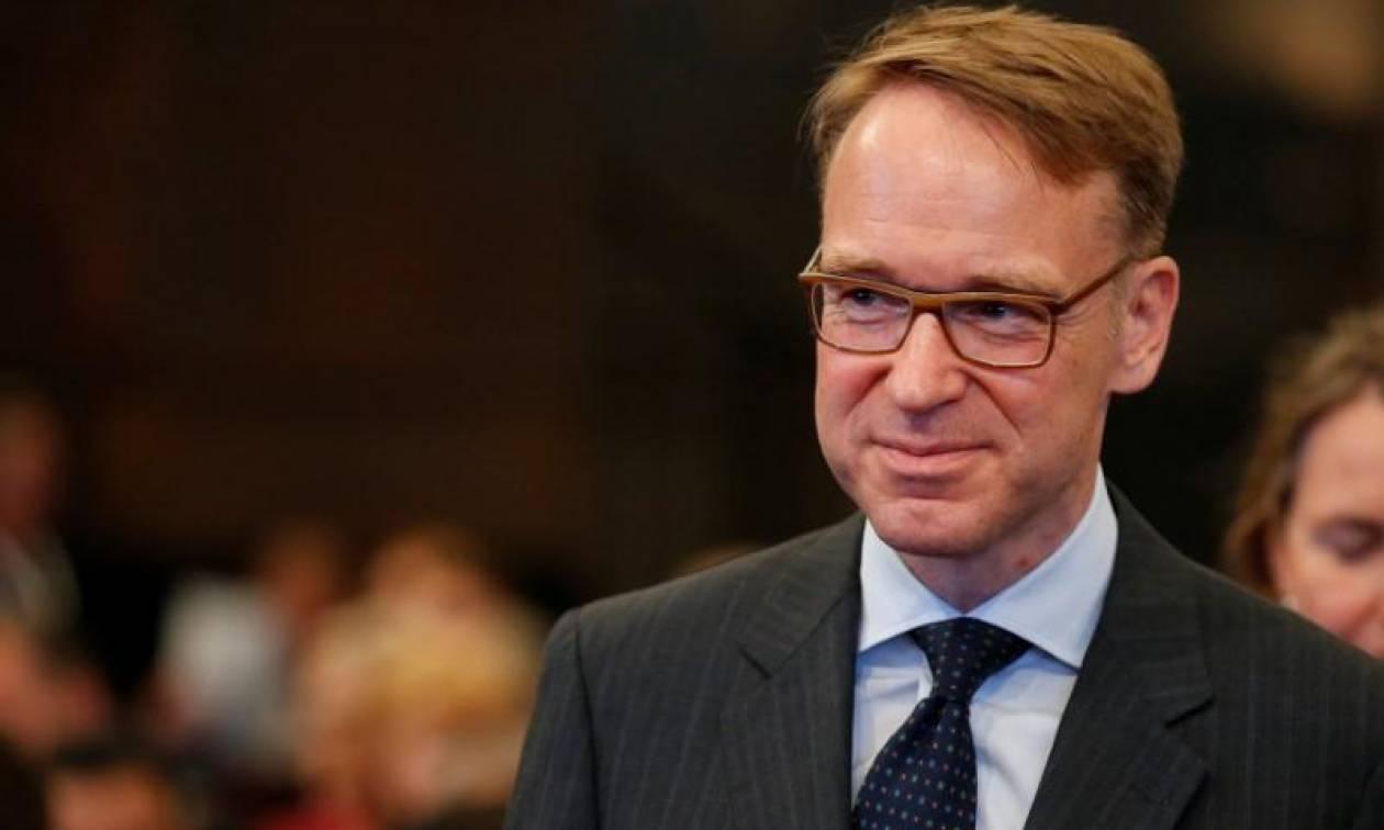 Handelsblatt: Kοντά στην προεδρία της ΕΚΤ ο Γενς Βάιντμαν