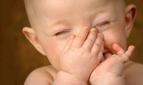 Πράγματα που δεν γνωρίζετε για την όσφρηση του μωρού