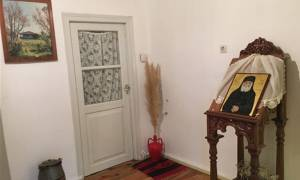 Αυτό είναι το σπίτι του Αγίου Παΐσιου στην Κόνιτσα (video)