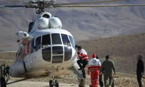 Εντοπίστηκαν τα συντρίμμια του αεροσκάφους που κατέπεσε στο Ιράν