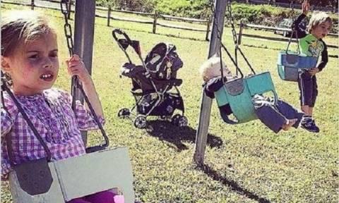 Η καθημερινότητα ενός μπαμπά που μεγαλώνει μόνος του 3 παιδιά μέσα από 10 απολαυστικές φωτογραφίες