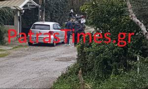 ΣΟΚ στην Πάτρα: Αυτοπυροβολήθηκε με καραμπίνα στην καρδιά (pics+vid)