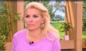 """Ελένη: Άφωνη η Μενεγάκη με την είδηση που άκουσε: «Δύο εγκυμοσύνες -""""βόμβες"""" στην ελληνική showbiz»"""